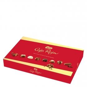 Bombones surtidos de chocolate
