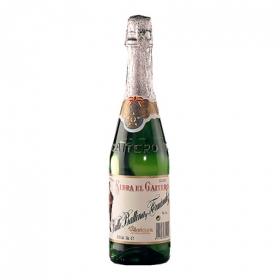 Sidra El Gaitero achampanada botella