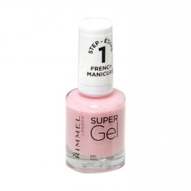 Laca de uñas Super Gel French Manicure 091 English Rose