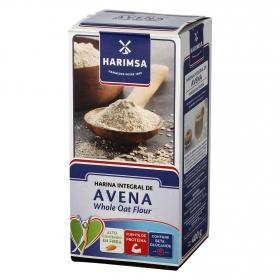 Harina de avena integral Harimsa 400 g.