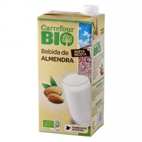 Bebida de almendra ecológica Carrefour Bio brik 1 l.
