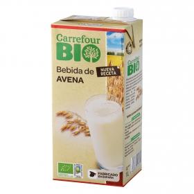 Bebida de avena ecológica Carrefour Bio brik 1 l.