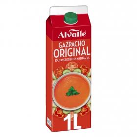 Gazpacho Alvalle sin gluten 1 l.