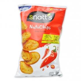 NatuChips chili suave