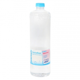 Agua mineral natural Ideal para Biberones