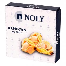 Almejas Chilenas al natural Noly 63 g.
