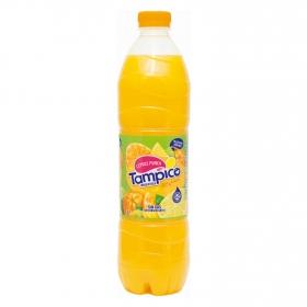 Refresco denaranja,mandarina y lim-limón sin gas y sin azúcares añadidos