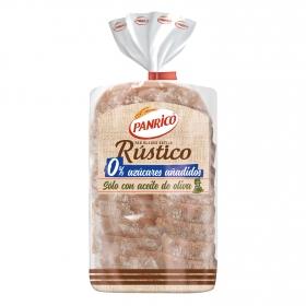 Pan rústico Panrico 375 g.