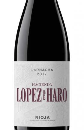 Hacienda López de Haro Garnacha Tinto 2017