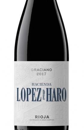 Hacienda López de Haro Graciano Tinto 2017