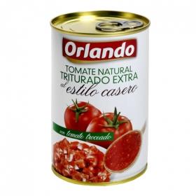 Tomate natural triturado extra al estilo casero