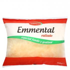 Queso rallado emmental Margui 400 g.