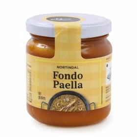 Fondo de paella Nortindal sin gluten 200 g.