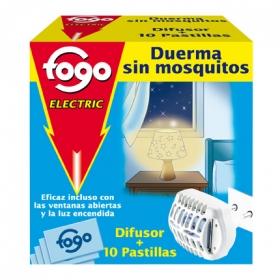 Insecticida Aparato Electrico + 10 pastillas