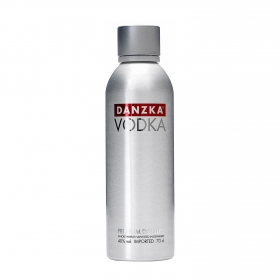 Vodka Danzka premium 70 cl.