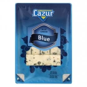 Queso azul Blue Lazur sin gluten y sin lactosa 100 g.