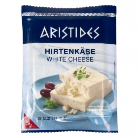 Queso blanco tradicional Aristides 200 g.