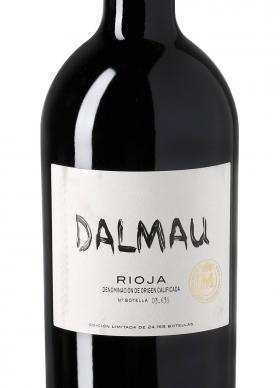 Dalmau Tinto Reserva 2012