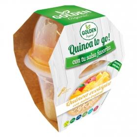 Quinoa to go¡ con salsa tropical ecológica Golden Organic 240 g.