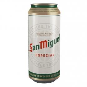 Cerveza San Miguel especial Lager lata 50 cl.