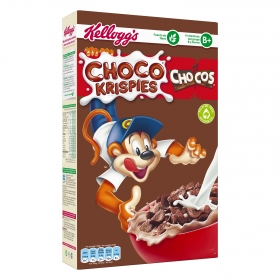 Cereales con chocolate Choco Krispies Kellogg's 500 g.