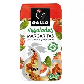 Margaritas de tomate y espinacas Gallo 500 g.