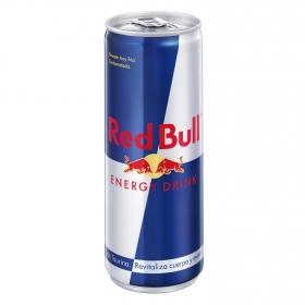 Bebida energética Red Bull lata 25 cl.