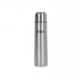 Termo Clásico de Acero Inoxidable Hot & Cold 8,2cm - Inox