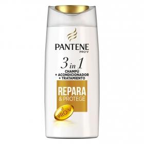 Champú Repara & proteje 3 en 1 Pantene 675 ml.