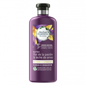 Acondicionador flor de la pasión ecológico Herbal Essences 400 ml.
