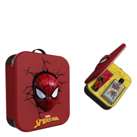 Set Spiderman con colonia y gel Marvel 1 ud.