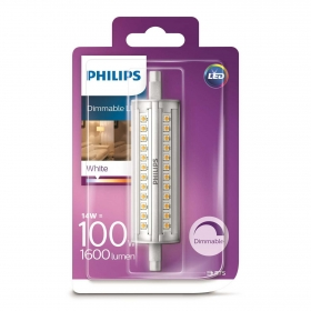 Bombilla Philips LED 100W casquillo R7s