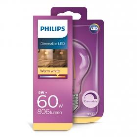 Bombilla Estandar Led Philips 60W