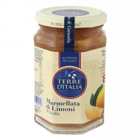 Mermelada de limón Terre d'Italia 340 g.