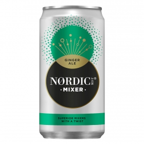 Ginger Ale Mixer Nordic Mis lata 25 cl.