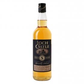 Whisky Loch Castle escocés 5 años 70 cl.