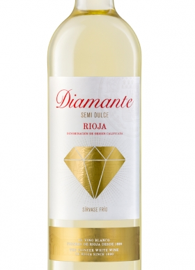 Diamante Semidulce Blanco