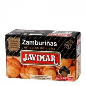 Zamburriñas salsa Javimar 70 g.
