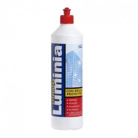 Limpiacristales con brillo protector Luminia 750 ml.