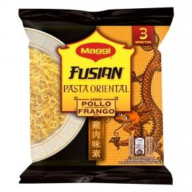 Pasta oriental Fusian sabor pollo