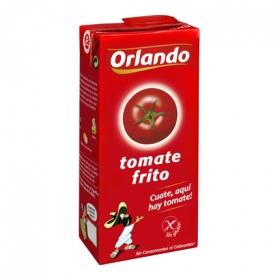 Tomate frito Orlando sin gluten brik 780 g.