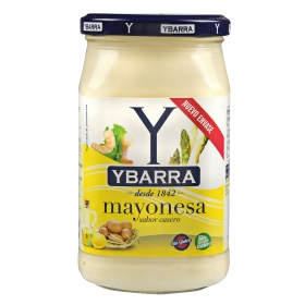 Mayonesa Ybarra tarro 450 ml.