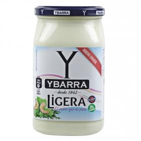 Mayonesa ligera Ybarra sin gluten tarro 225 ml.