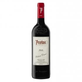 Vino D.O. Ribera del Duero tinto roble Protos 75 cl.