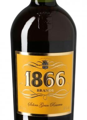 Larios 1866 Brandy Gran Reserva