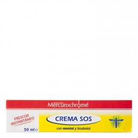 Crema SOS antimosquitos
