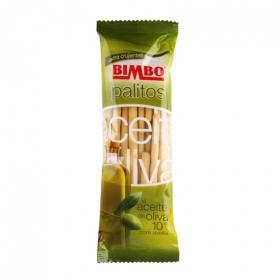 Palitos al aceite de oliva Bimbo 60 g.