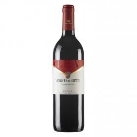 Vino D.O. Rioja tinto tempranillo