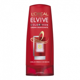 Suavizante protector Color-Vive para cabello teñido o con mechas