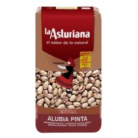 Alubia pinta categoriía extra La Asturiana 1 kg.
